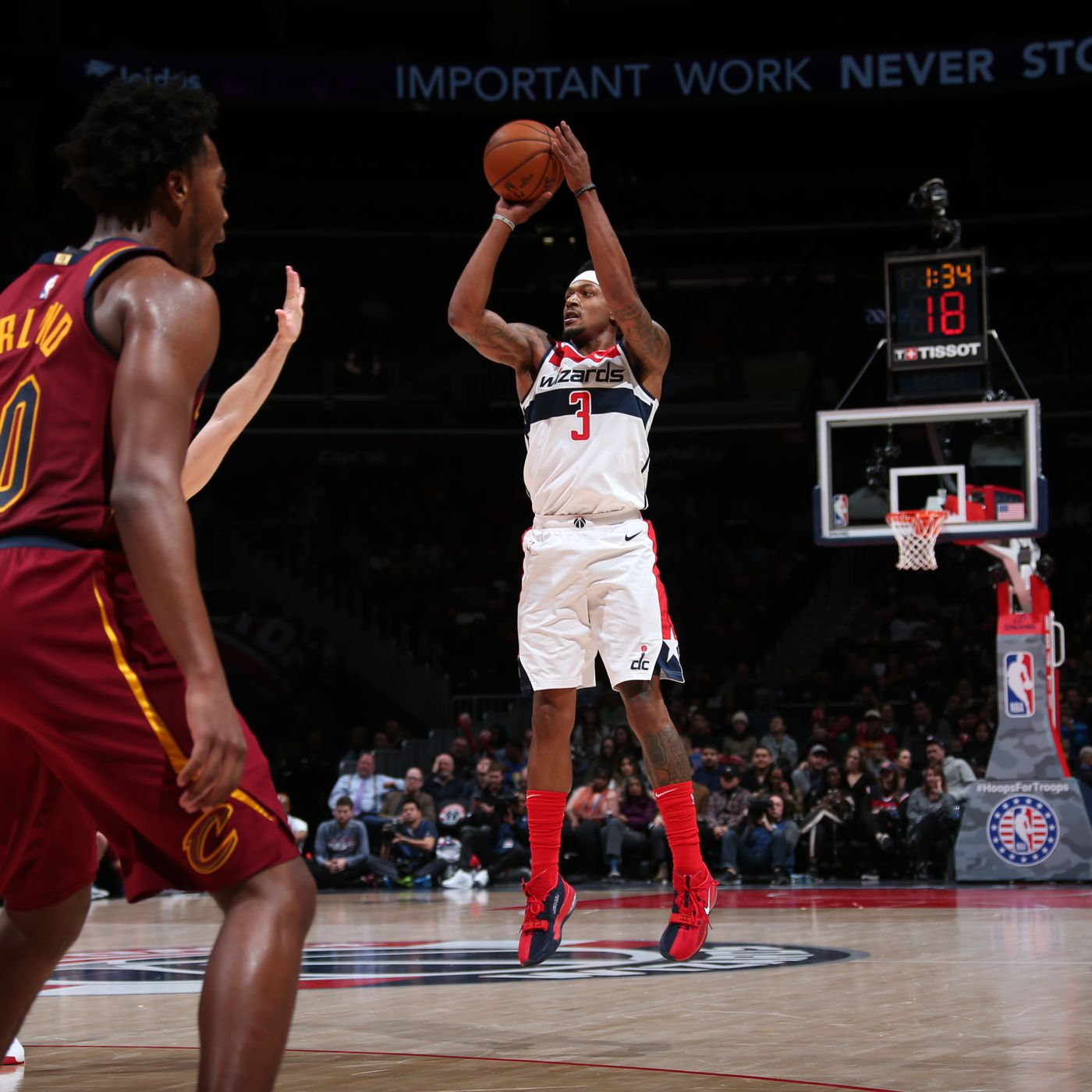 Bradley Beal is struggling and the Wizards staff must help him. - Bullets  Forever