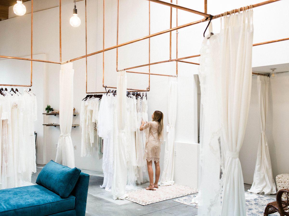 Las Best Bridal Boutiques