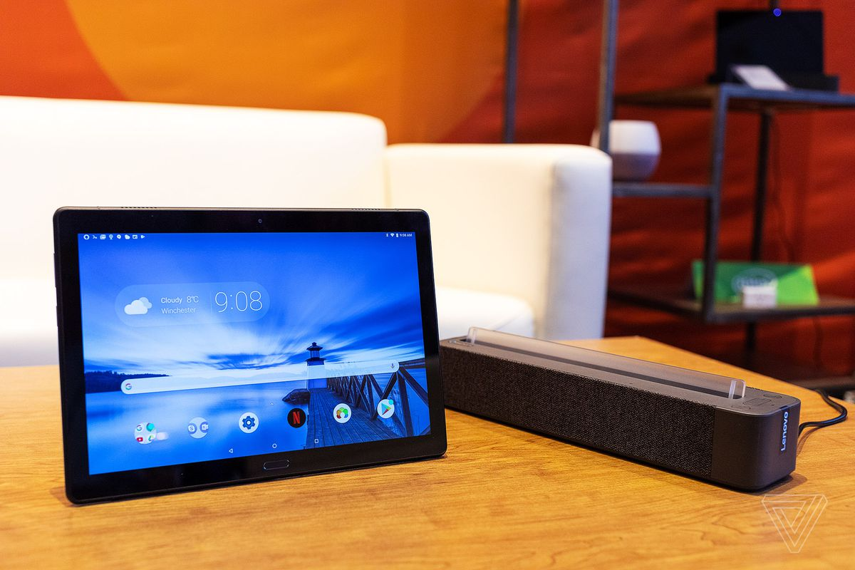 Lenovo Smart Tabs are new Alexa-powered tablets that can be
