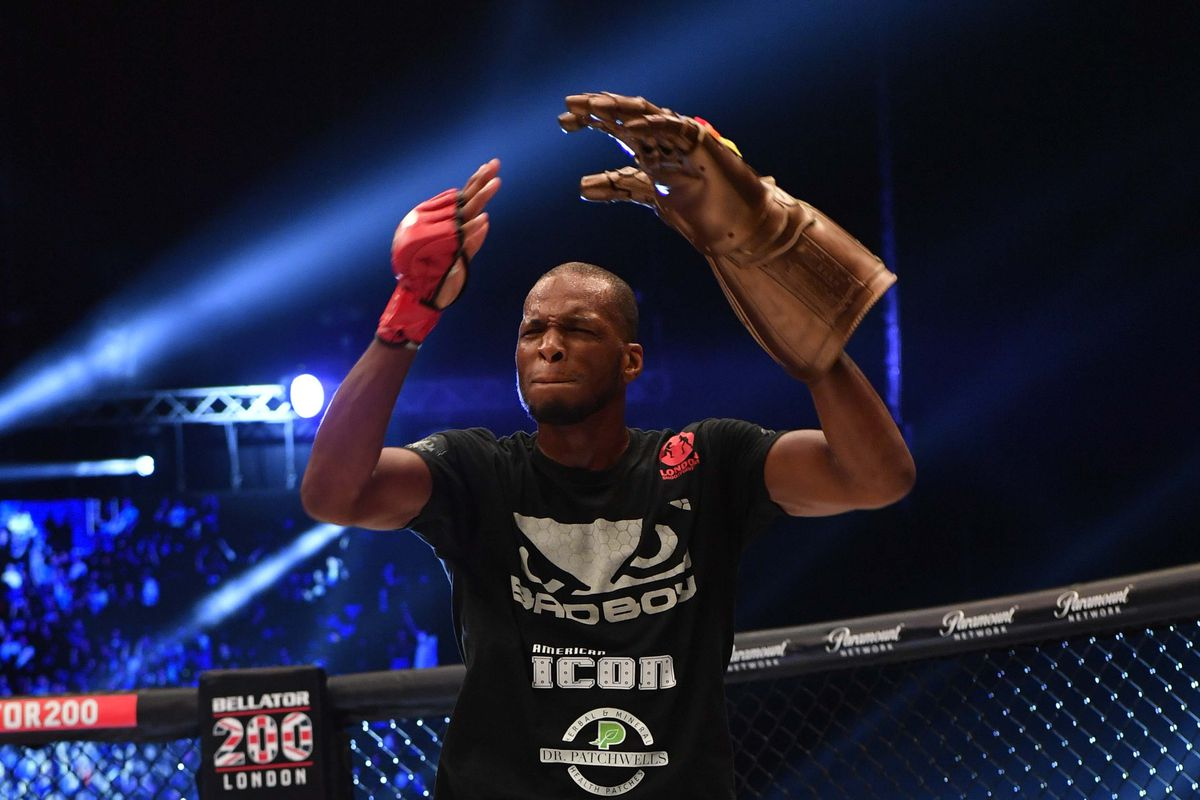 Michael Page vs. Richard Kiely set for Bellator Dublin co-main event