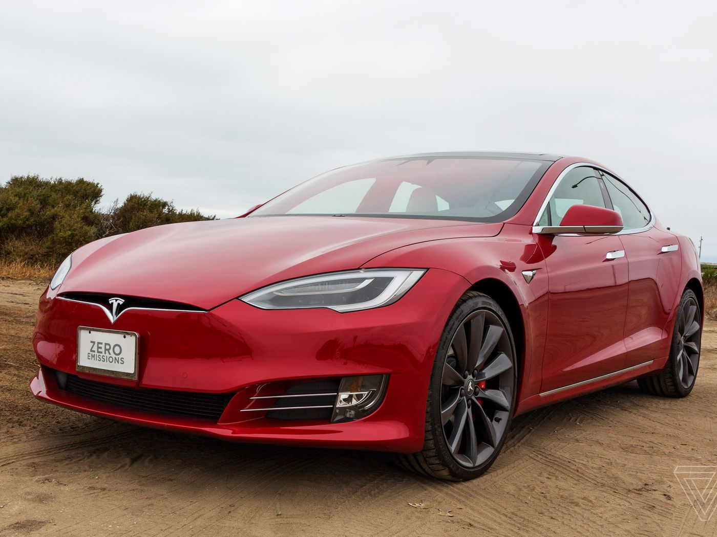Tesla Model S P100d Review The Ultimate Status Symbol Of California