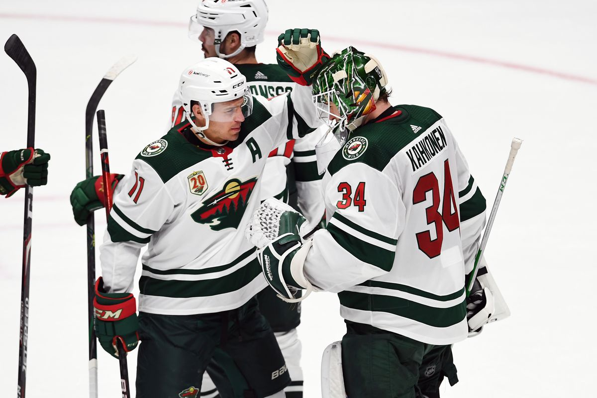 NHL: JAN 20 Wild at Ducks