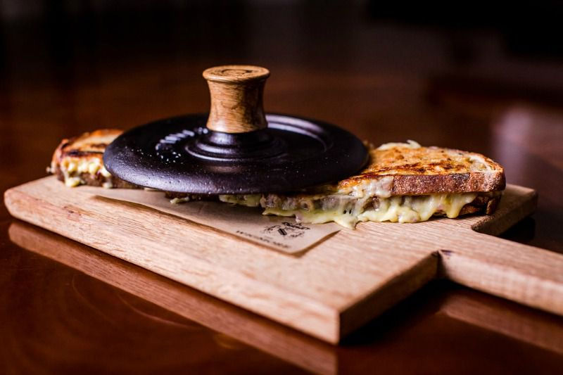 Best cheese toasties in London: The Wigmore