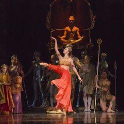 Dancer April Daly. Photos: Cheryl Mann.