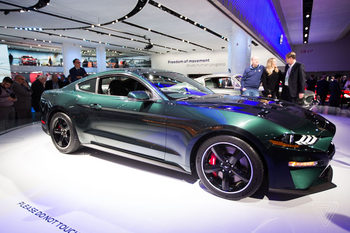 The return of Ford Mustang Bullitt tugs at auto lovers\' heart ...