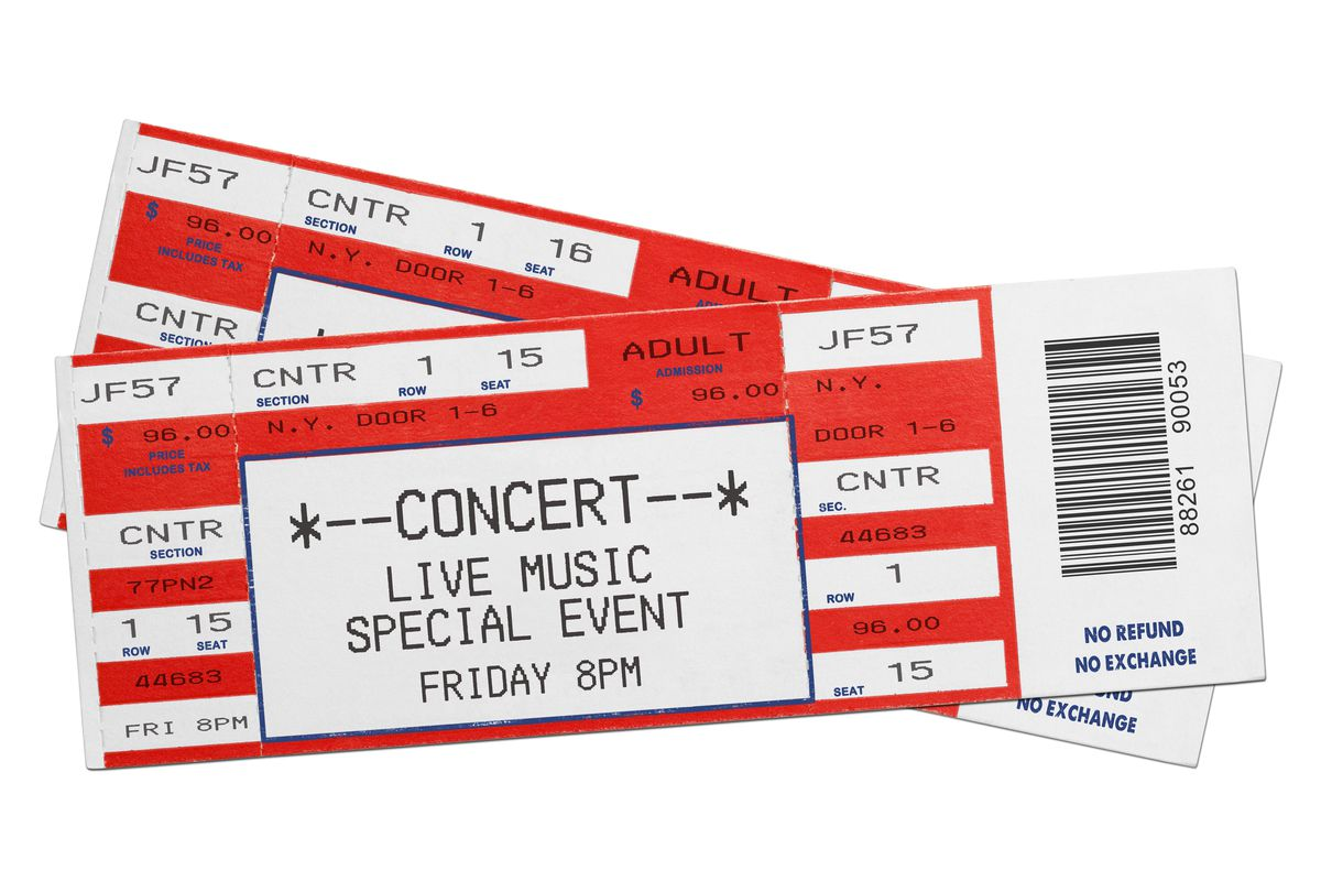 Man printed, sold fake concert tickets, police say - Deseret