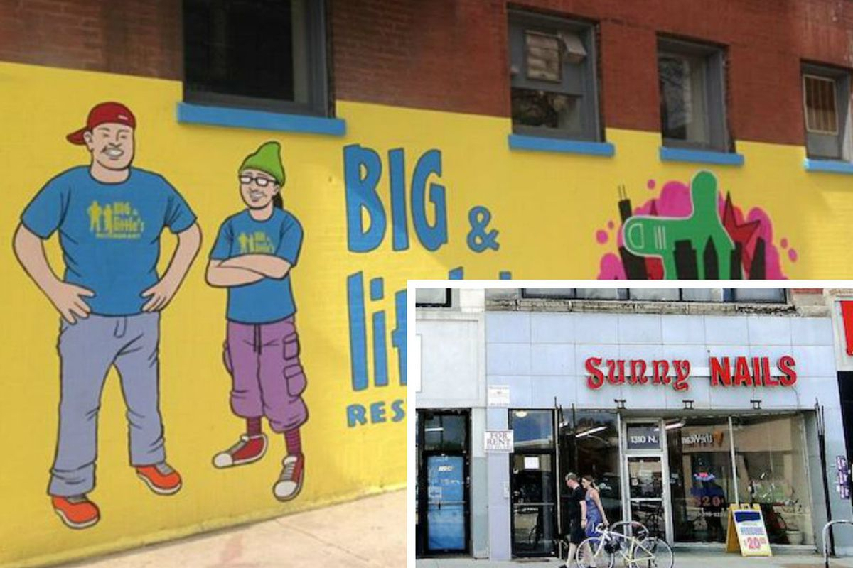 BIG & little's Lakeview / Sunny Nails
