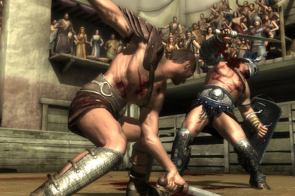 Spartacus The Gladiator