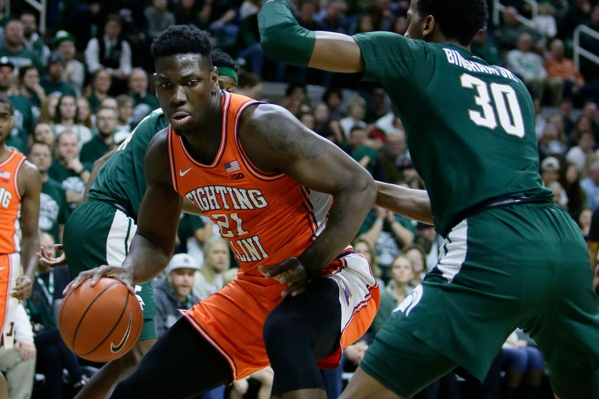 AP Top 25 college basketball rankings 2020: Illinois moves up to No. 21