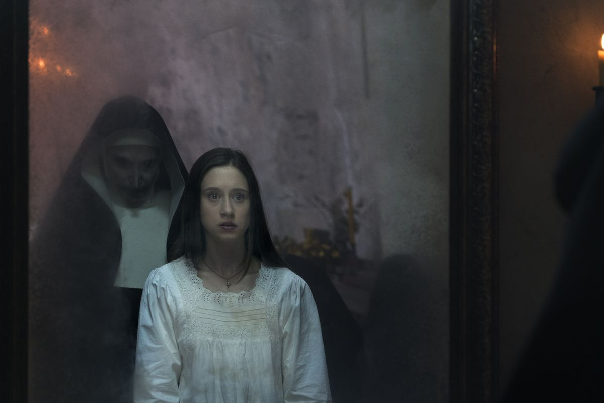 The Nun Adds Little To Conjuring Universe, Even With