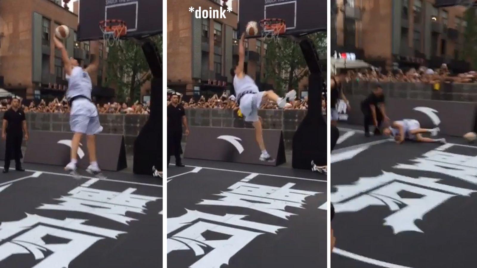 Klay dunk.0