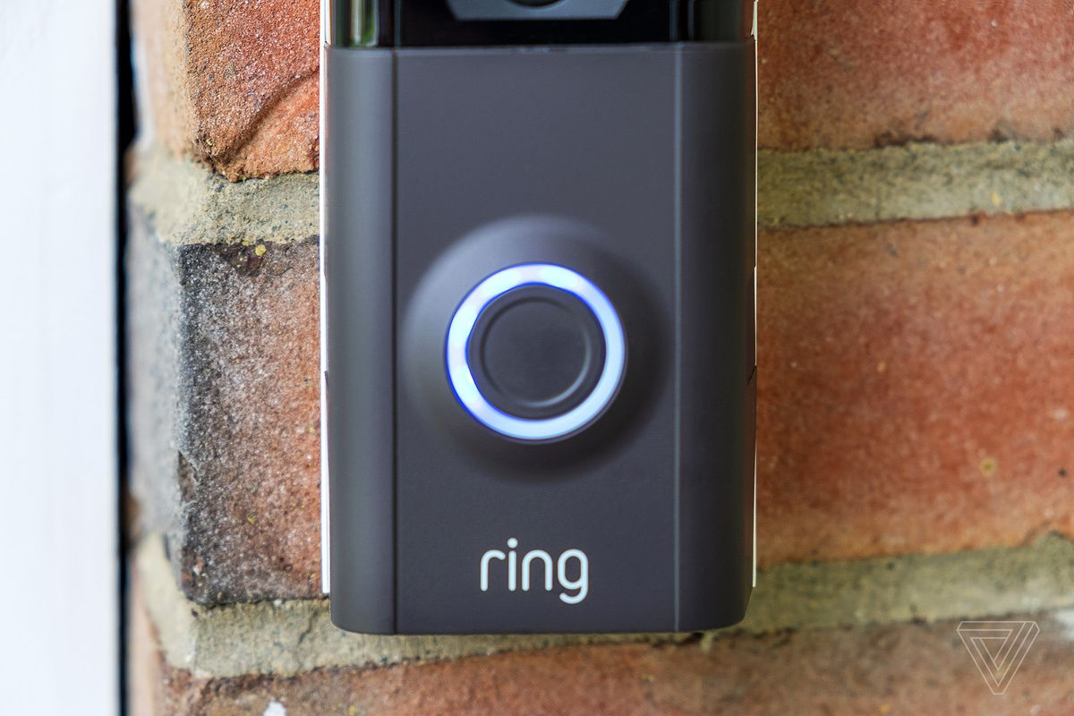 The Ring Video Doorbell 2 Is An Easy Way To Turn Your Into Wiring A House Bell Thats Convenient For Number Of Reasons Its Easier Install And It Has More Options Placement Than One That Be