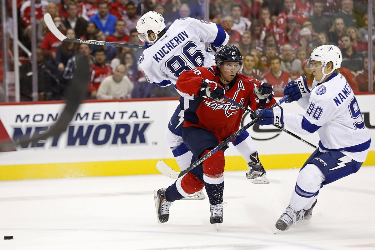 d7d2374cc94 Daily Washington Capitals news and notes  Previewing a visit from the  Bolts