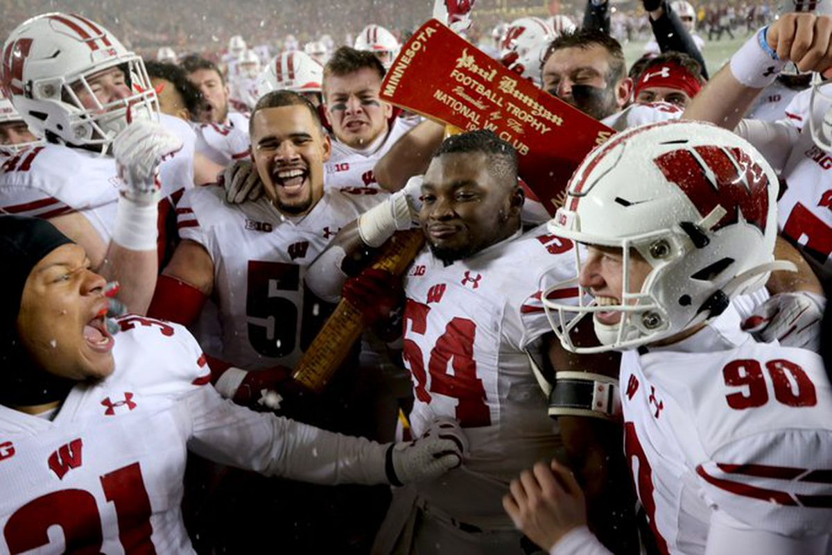 Beaten by the Wisconsin Badgers: end of the season update