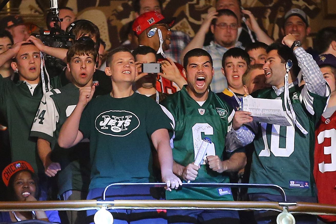 DON'T WORRY JETS FANS, AS A COLLEGE FOOTBALL EXPERT WE DELIVERED ONLY THE FINEST PICKS TO YOU