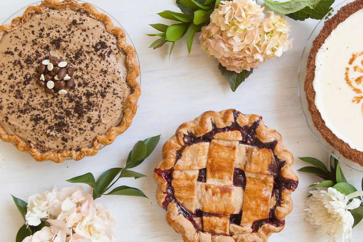 Pie over everything