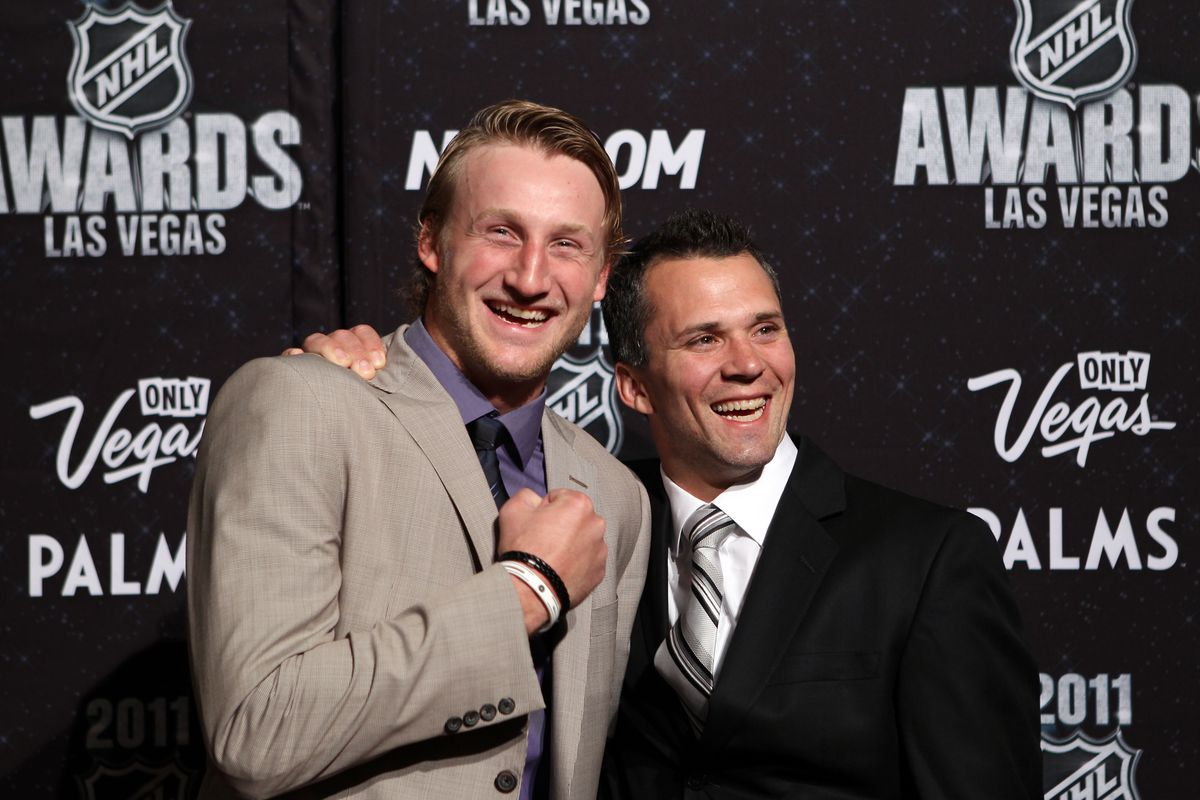 NHL Awards - Red Carpet