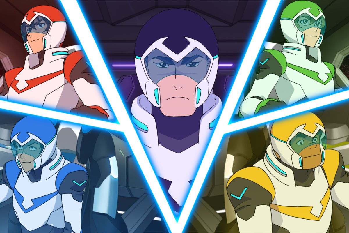 Voltron legendary defender couldnt have existed without netflix voltron legendary defender earned quite a bit of credit biocorpaavc