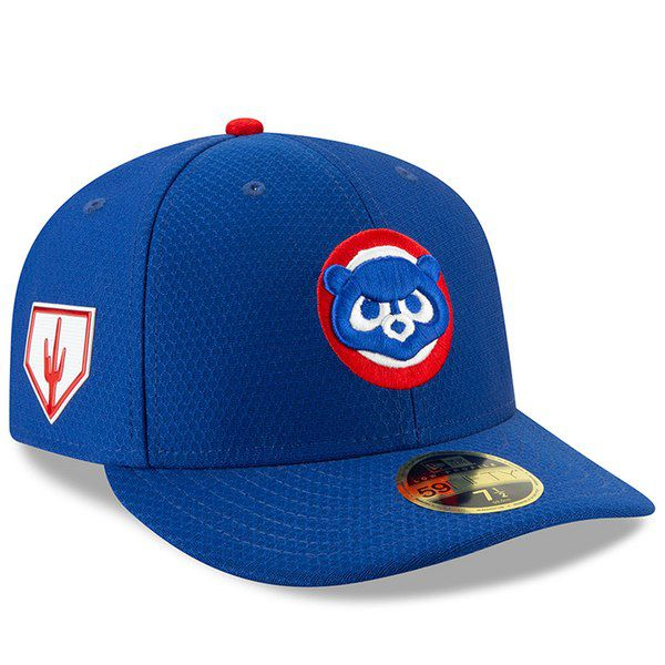Cubs New Era 2019 Spring Training Low Profile 59FIFTY Fitted Hat for  39.99  Walmart f9aa855ed2b4