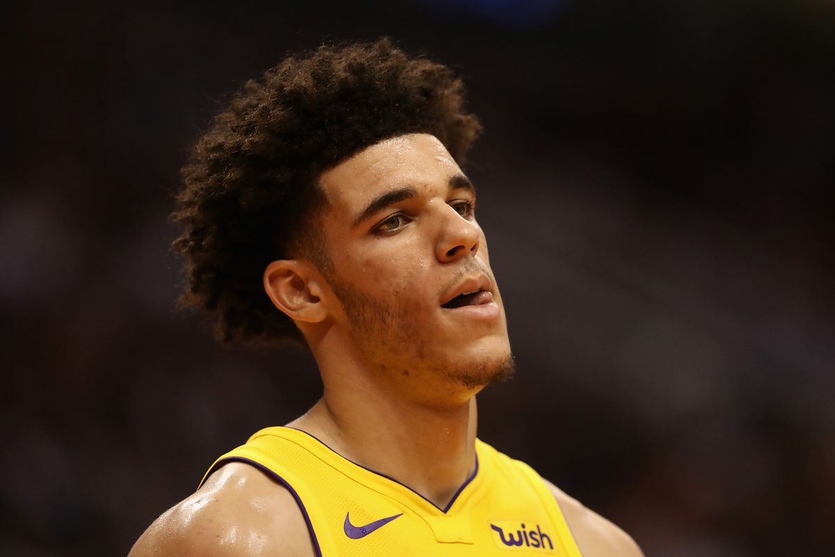 Lonzo Ball can thank his dad for the ...