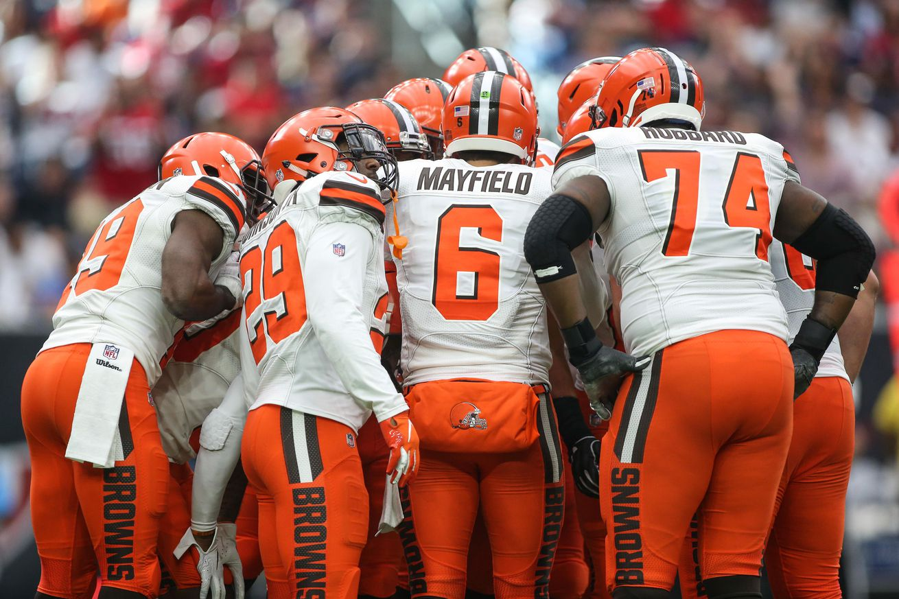 Scouting the enemy: Cleveland Browns