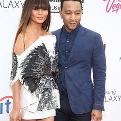 Chrissy Teigan and John Legend