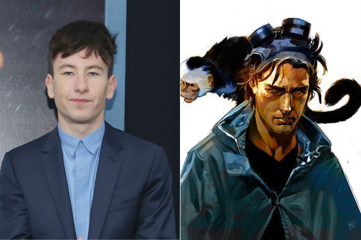 barry keoghan cast as yorick brown in y the last man
