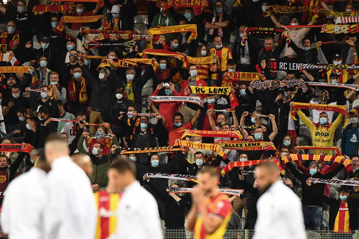 Racing Club de Lens v Paris Saint Germain - Ligue 1