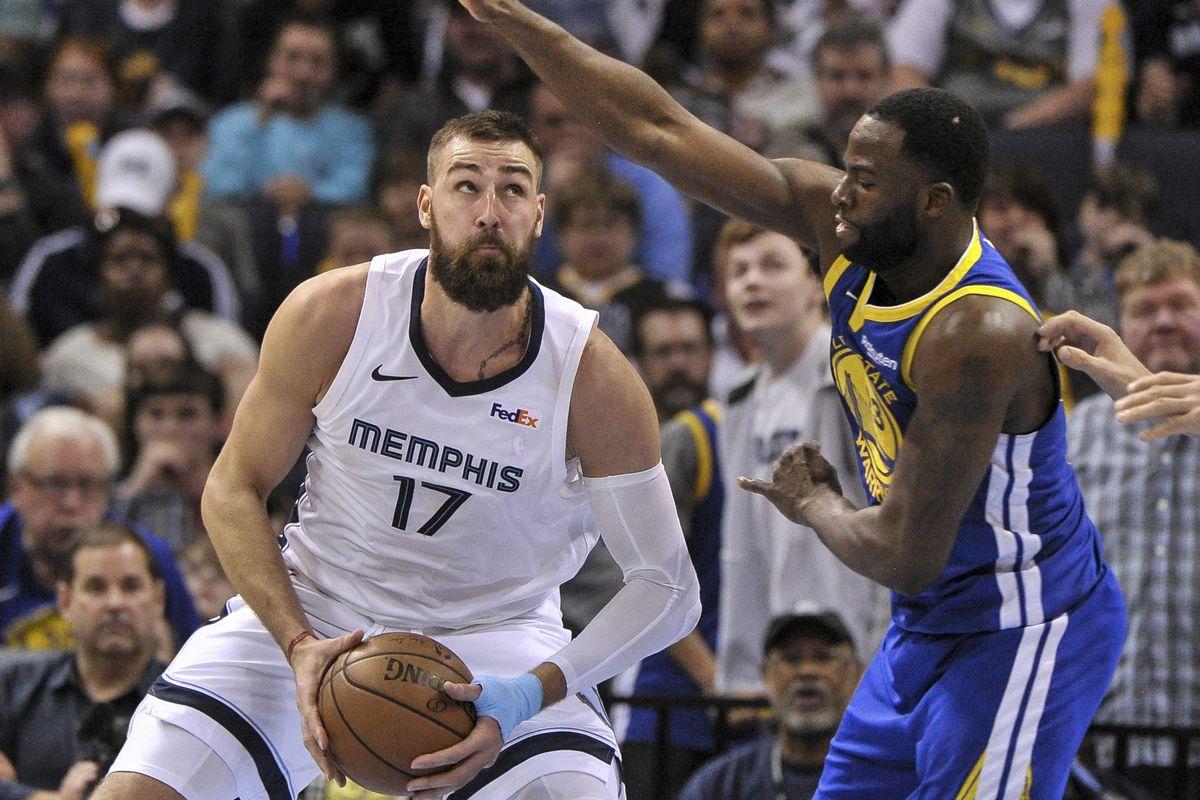 NBA: Golden State Warriors at Memphis Grizzlies