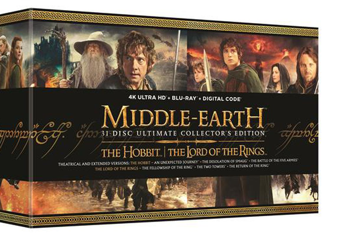 The Middle-Earth Ultimate Collector's Edition