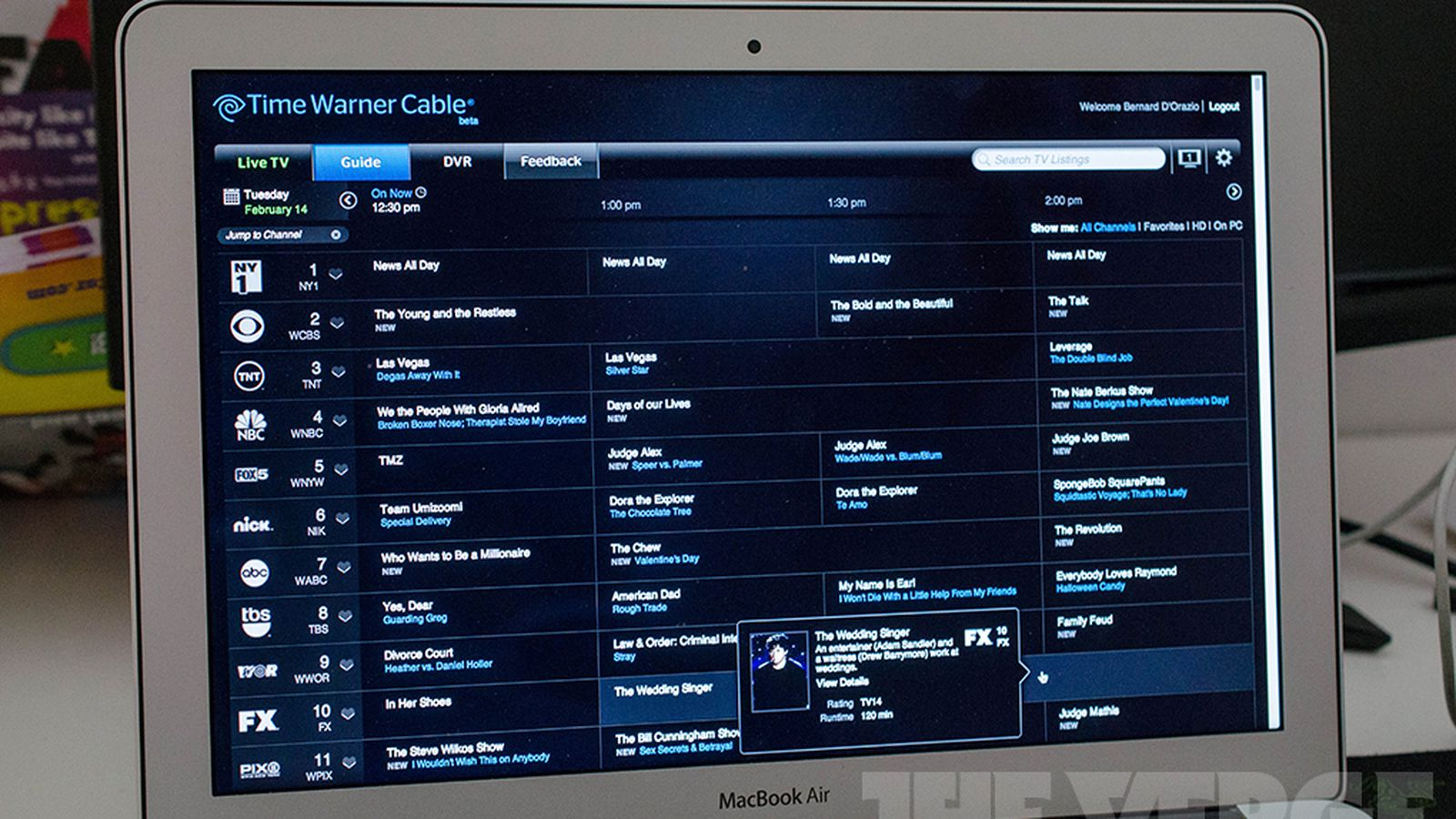 what channel is tsn on time warner cable