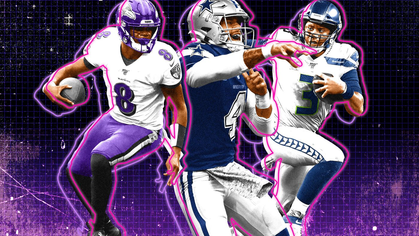 Lamar Jackson, Russell Wilson, and the Best NFL MVP Chase in Decades