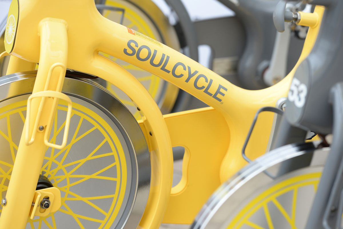 4db49a6e5a3 A general view of atmosphere at the SoulCycle and Urban Remedy kick off  summer event at