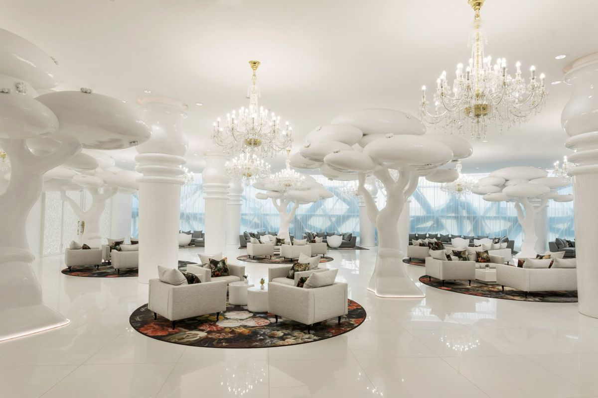 Doha Hotel Designed By Marcel Wanders Is Maximalism At Its