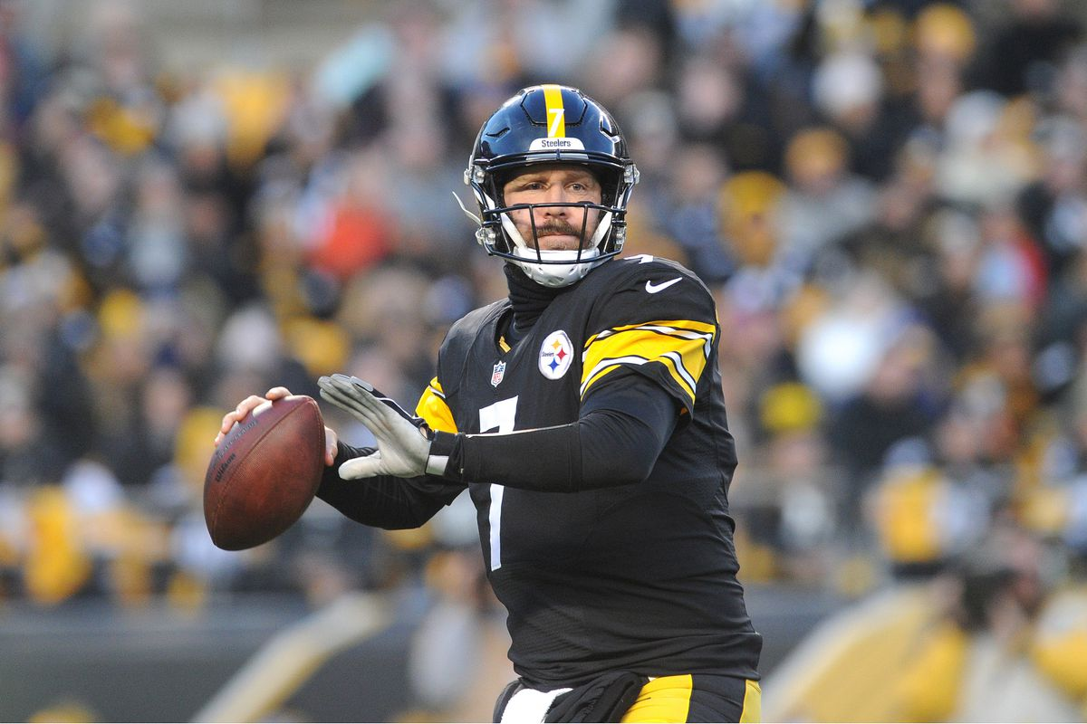 a96133a6105 Steelers News: Why Ben Roethlisberger's new contract is Priority No. 1 for  the Steelers