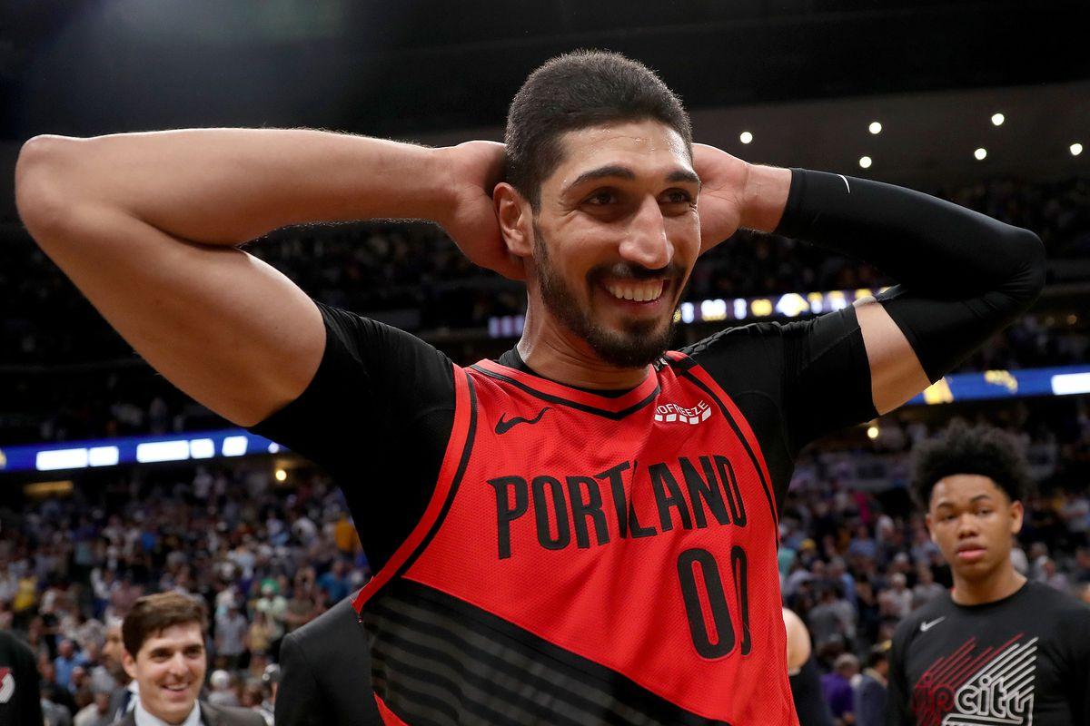 Portland Trail Blazers v Denver Nuggets - Game Seven