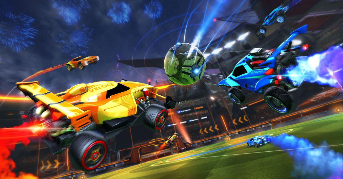 Rocket League: the 3-year review