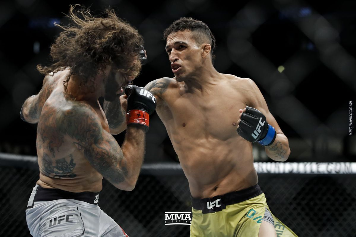 Image result for charles oliveira""