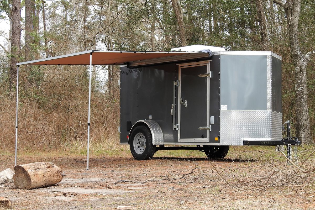 no-frills travel trailer camps two for $7k