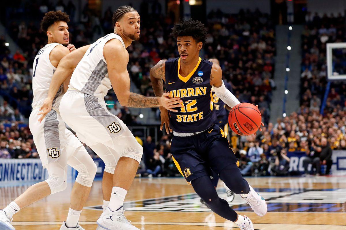 Murray state basketball ja morant