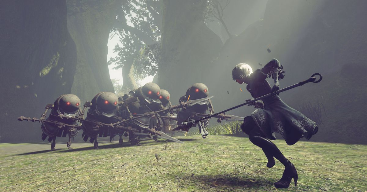 Nier creator: I'd make an adult movie