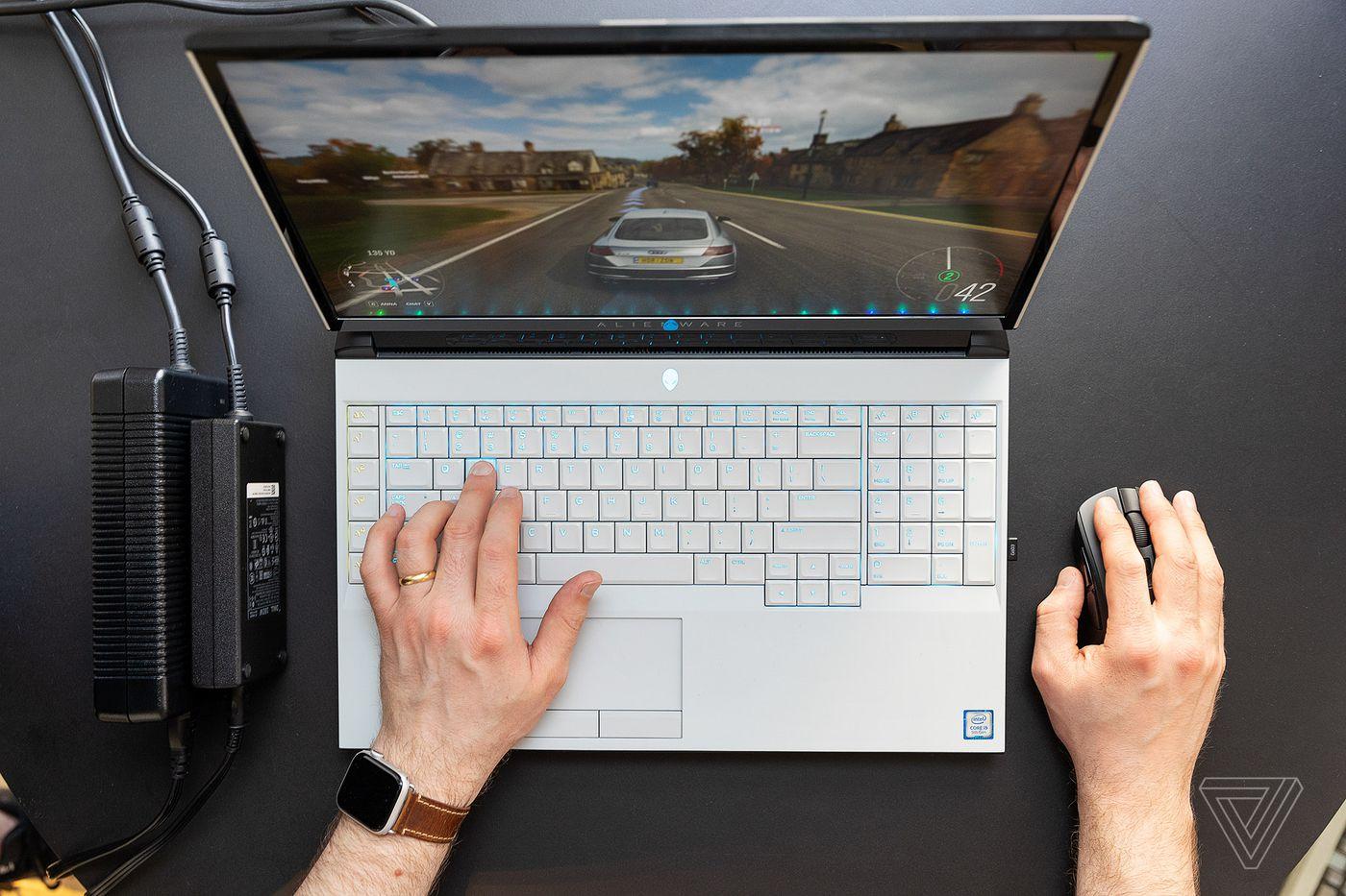 Alienware Area-51m review: portable desktop - The Verge