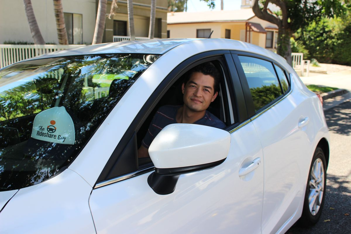 Working for Uber and Lyft: The Rideshare Guy on driving in