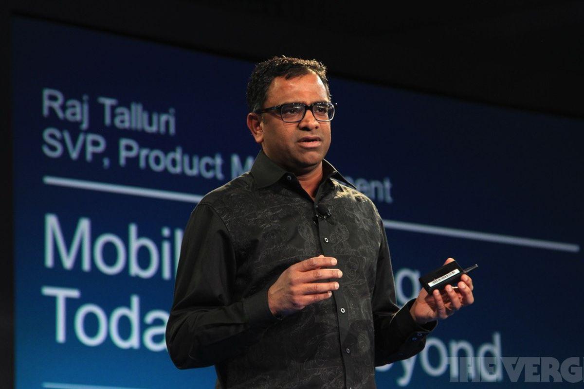 Qualcom Raj Talluri stock 1020 dice 2013
