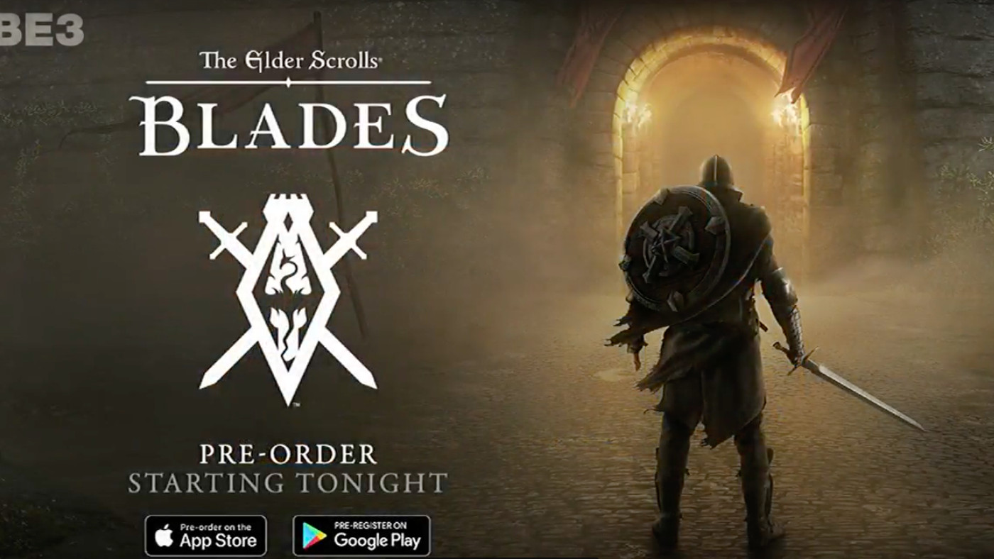 The next Elder Scrolls game is a beautiful mobile RPG named