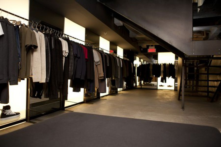 Online Retailer Ssense Celebrates The Official Opening Of
