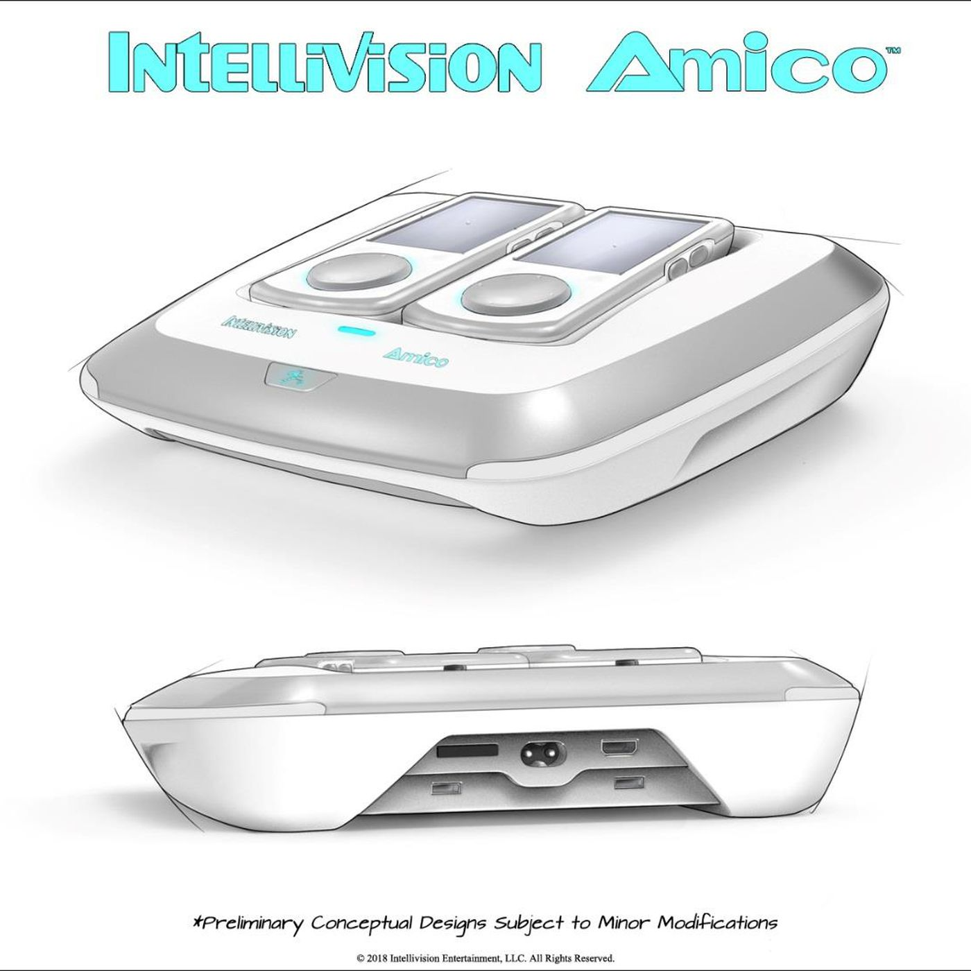 Intellivision plans comeback with a new console called Amico