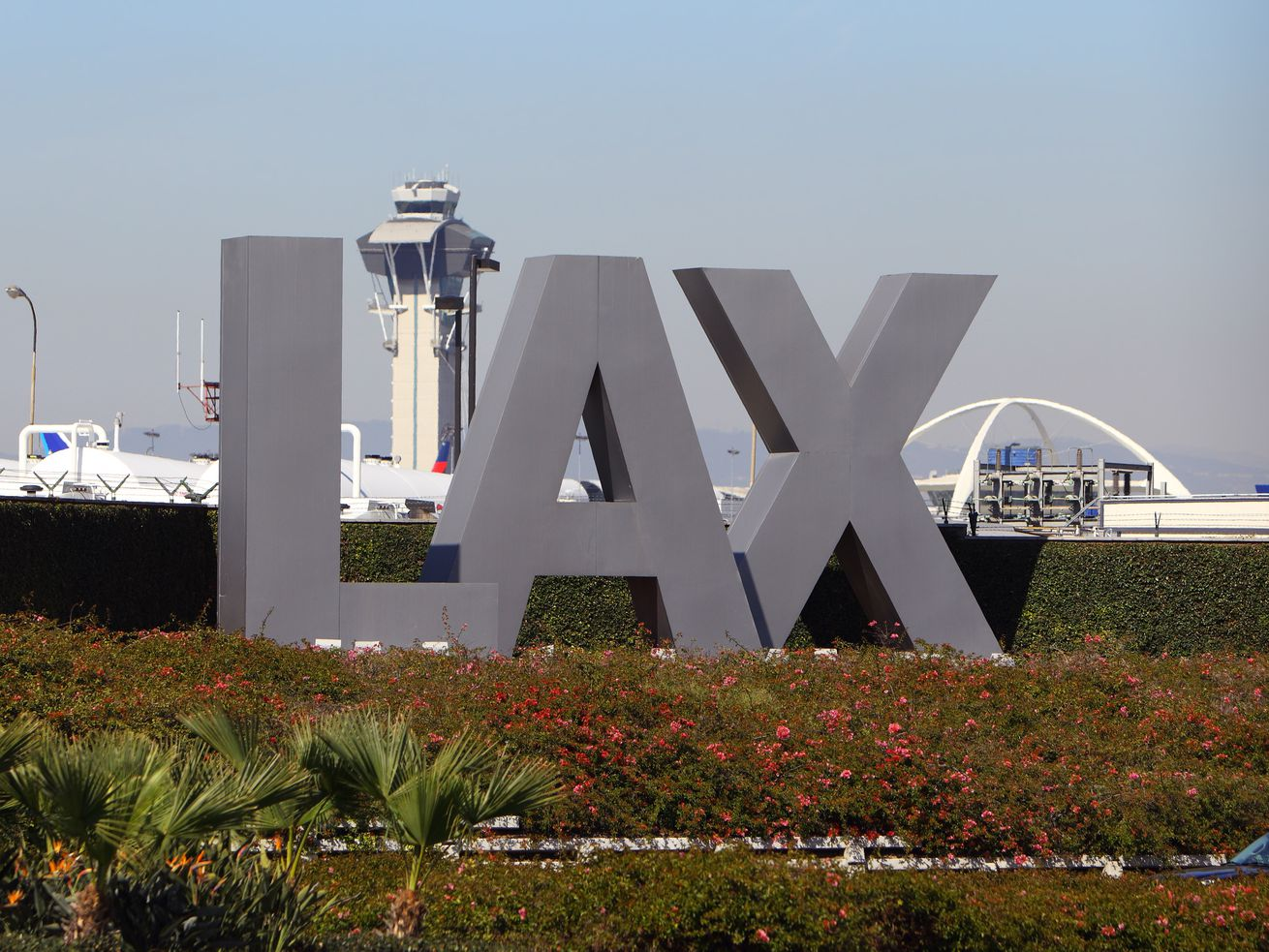 LAX is the world's fourth-busiest airport.