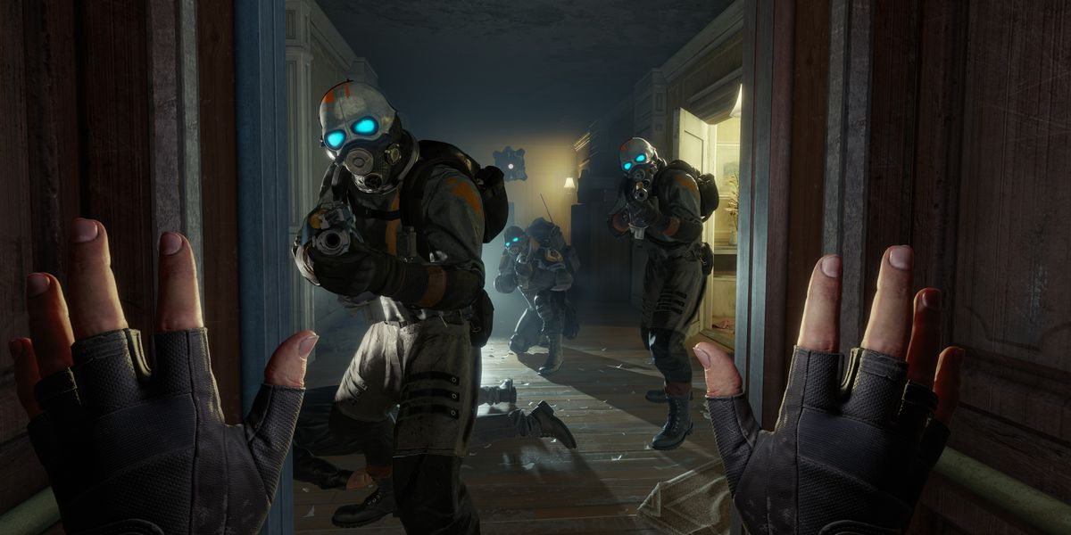 Best Vr Games 2020.Half Life Alyx Is Officially Coming March 2020 And Here S