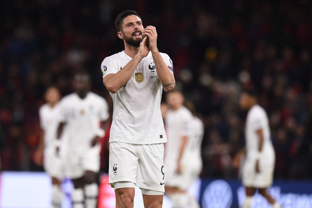 Albania v France - UEFA Euro 2020 Qualifier